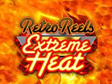 777 аппарат Retro Reels Extreme Heat