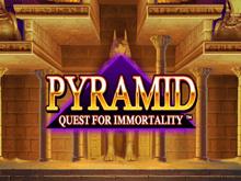 Онлайн 777 аппарат Pyramid: The Quest For Immortality